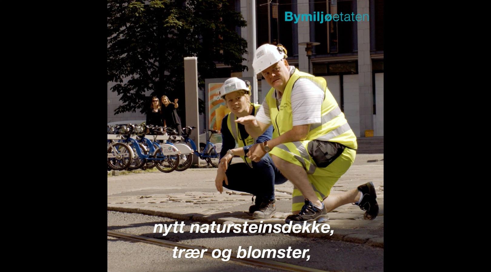 """""""Informasjonsfilm til Sosiale Medier"""" – Bymiljøetaten"""