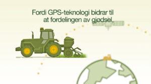 """""""Infografikkfilmer om presisjonslandbruk"""" – Felleskjøpet"""